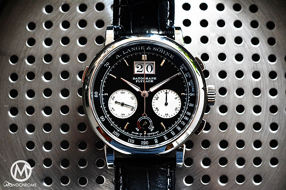 A. Lange & Söhne Datograph Up-Down - front