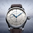 Longines 24 Hours Single Push-Piece Chronograph