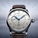 Longines 24 Hours Single Push-Piece Chronograph