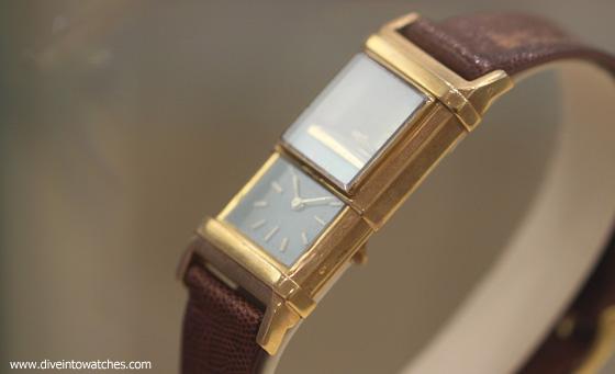 Omega Marine watch