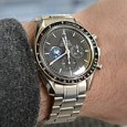 Omega Speedmaster Pro Snoopy watch