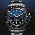 Rolex Deepsea D-Blue - front