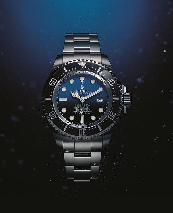 Rolex Sea-Dweller Deepsea D-Blue Edition