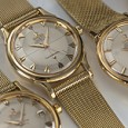 Vintage Omega Constellation watches