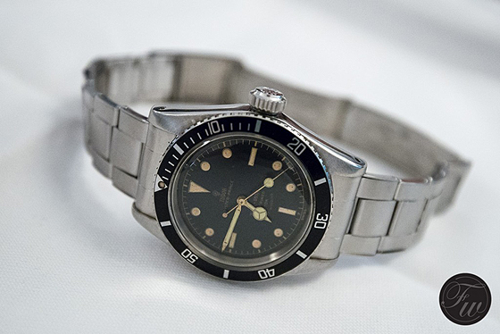 Vintage Tudor watch