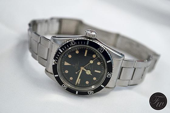 Vintage Tudor watch