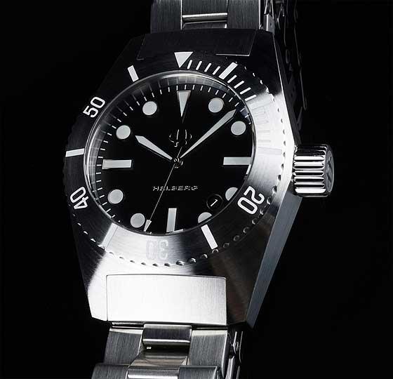 Les 10 meilleures montres de plongée que vous ne connaissez pas... Helberg_CH1_SS1_560