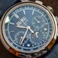 Patek Philippe Chronograph Perpetual Calendar Blue 5270 - dialCU