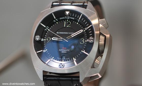 Les 10 meilleures montres de plongée que vous ne connaissez pas... SuisseMecanica_SM8__Watchtime_560