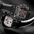 Wryst Motors watches with straps