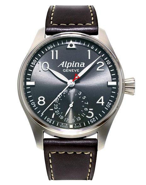 alpina replica startimer