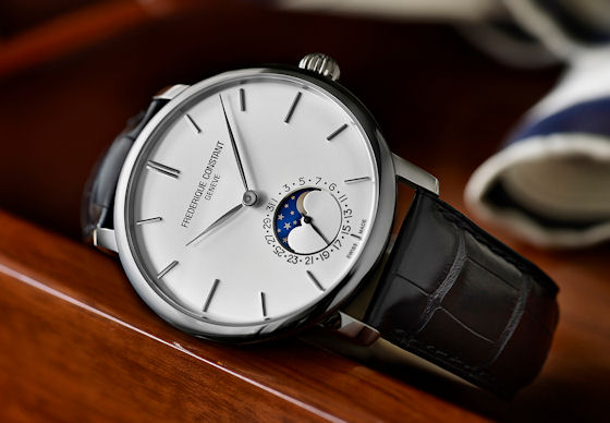 frederique constant replica moonphase