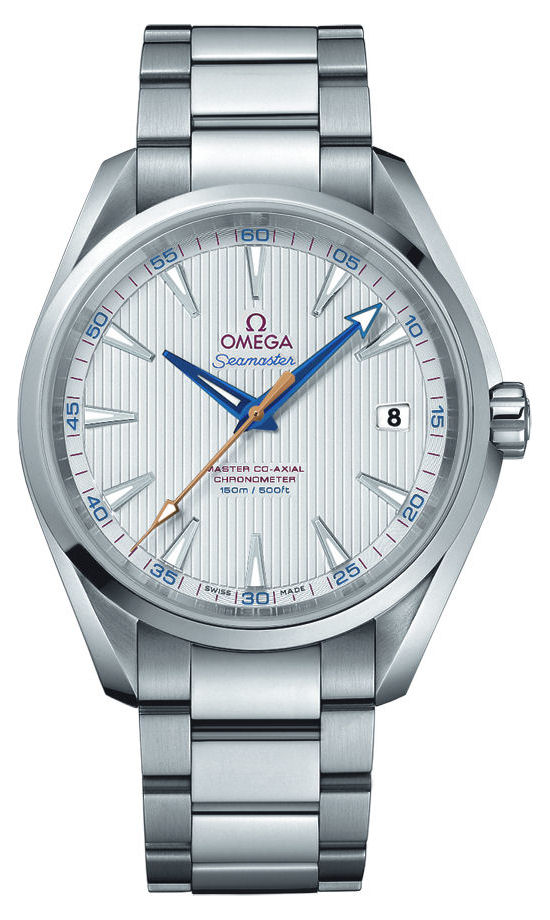 iconic watches omega seamaster aqua terra