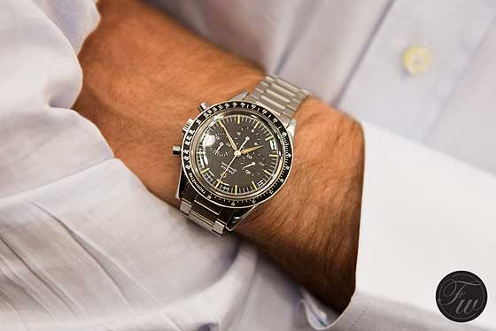 Omega Collectors Gather In Amsterdam For Moonwatch Only Book
