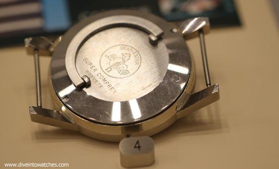 Omega Museum - Super Comprex Prototype