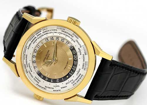 Patek Philippe Ref. 2523 World time watch