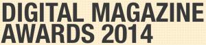 Digital Magazine Awards 2014
