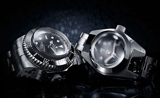 842310f5ca4 Rolex Deepsea Challenge and Deep Sea. Đồng hồ ...