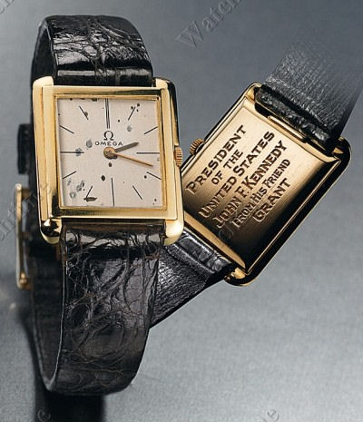 omega john f kennedy watch