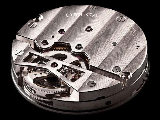 omega first wristwatch tourbillon