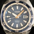 Citizen Signature Collection Grand Touring Dive Watch 300 - Blue