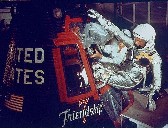 Первые швейцарские часы Heuer в космосе