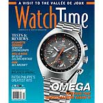 WatchTime December 2014 Cover