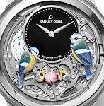 jaquet droz bird repeater openwork