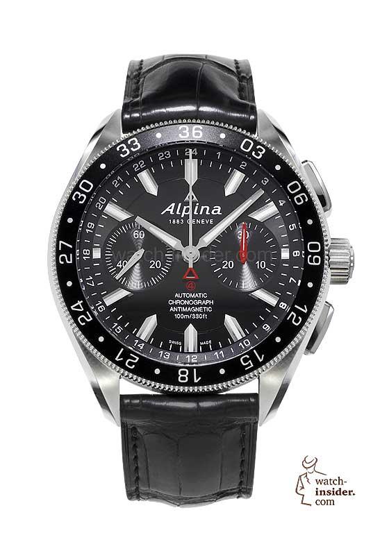 Alpina Geneve Alpiner4 Chronograph
