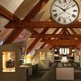 Beyer Watch Museum - interior