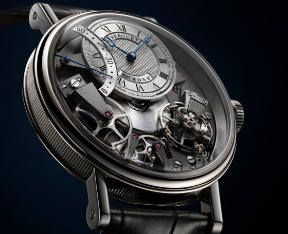 Baselworld 2015 Preview: Breguet Tradition Automatique Seconde Rétrograde 7097 Watch Head