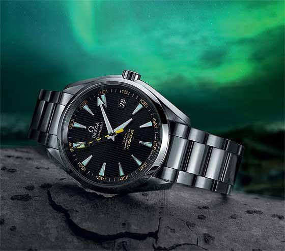 Omega Seamaster Aqua Terra >15,000 Gauss - front