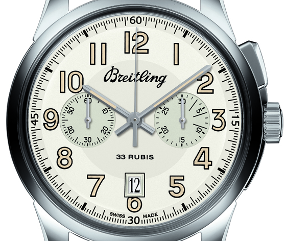 Breitling Transocean Chronograph 1915 Dial CU 560