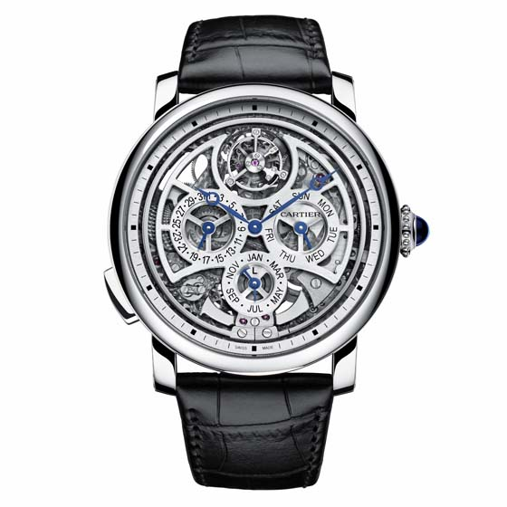 Cartier Grande Complication soldier 560