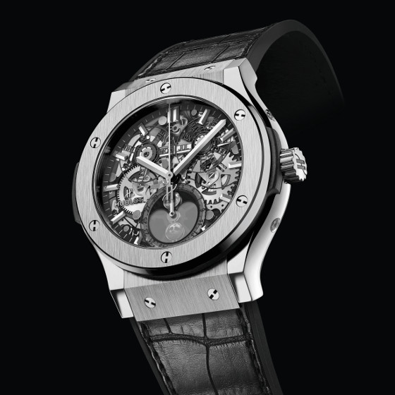 Not Just a Phase  The Hublot Classic Fusion Aeromoon  4f2d9c6e48f