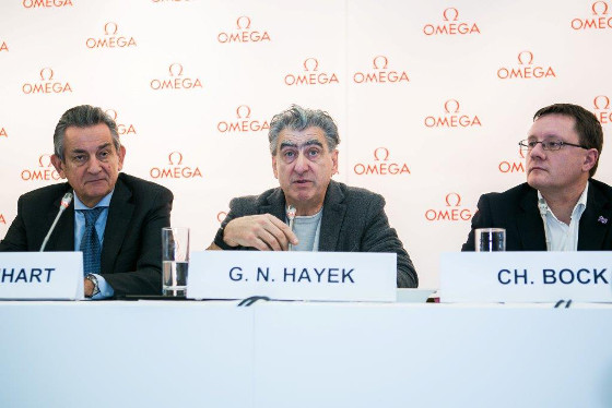 Omega and Metas - Hayek speaking