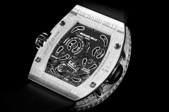 Richard Mille 19-02 Back CU 560