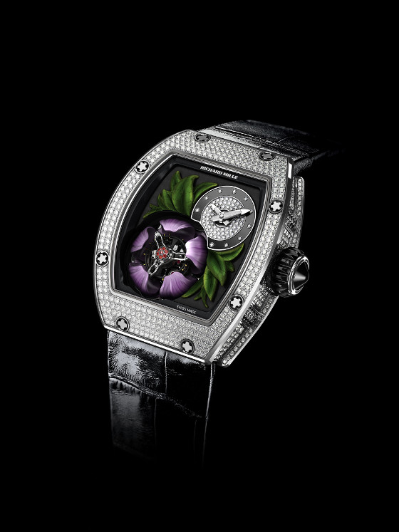 Richard Mille 19-02 front open 560
