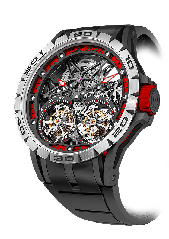 Roger Dubuis Excalibur Spider Double Tourbillon