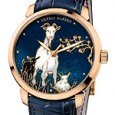 Ulysse Nardin Clasico Year of the Goat - front