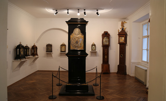 Vienna Clock Museum - Astronomical Clock - Frater