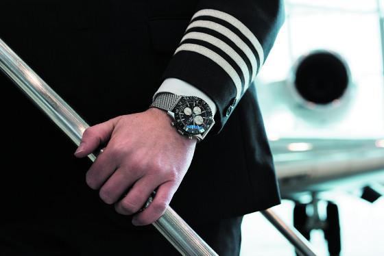 Breitling Chronoliner - Lifestyle Image 560