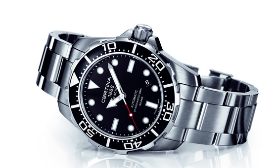 Certina DS Action Diver -reclining