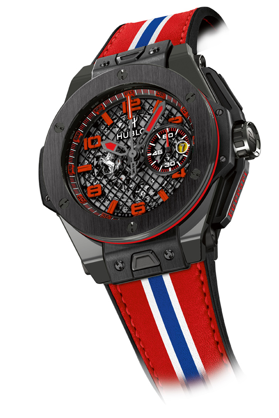Hublot Big Bang Ferrari Black Ceramic glamor 560
