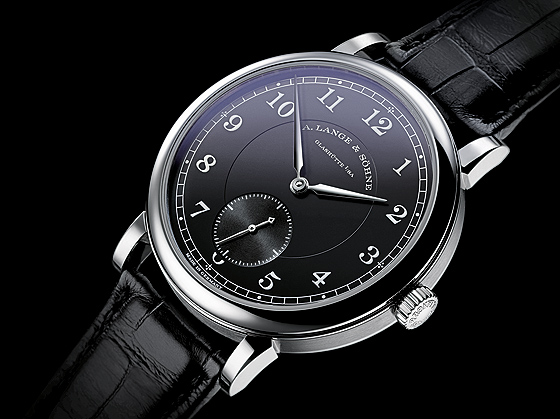 A. Lange & Sohne 1815 200th Anniversary F.A. Lange - angle