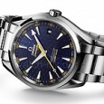 Omega Seamaster Aqua Terra James Bond SPECTRE Limited Edition
