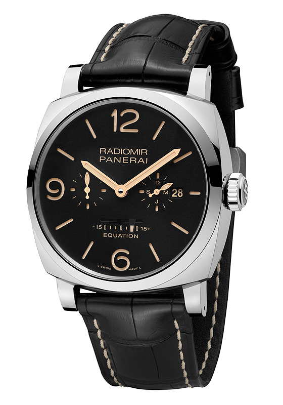 Panerai Radiomir 1940 Equation of Time - front