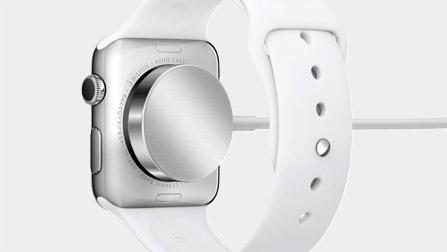 Apple Watch recharger