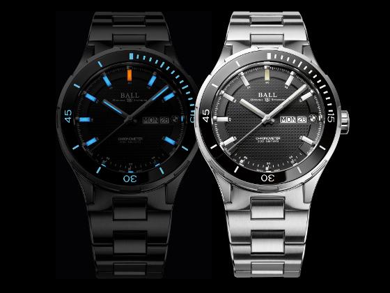 Ball Watch BMW TimeTrekker day night 560