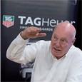 Jean-Claude Biver at TAG Heuer